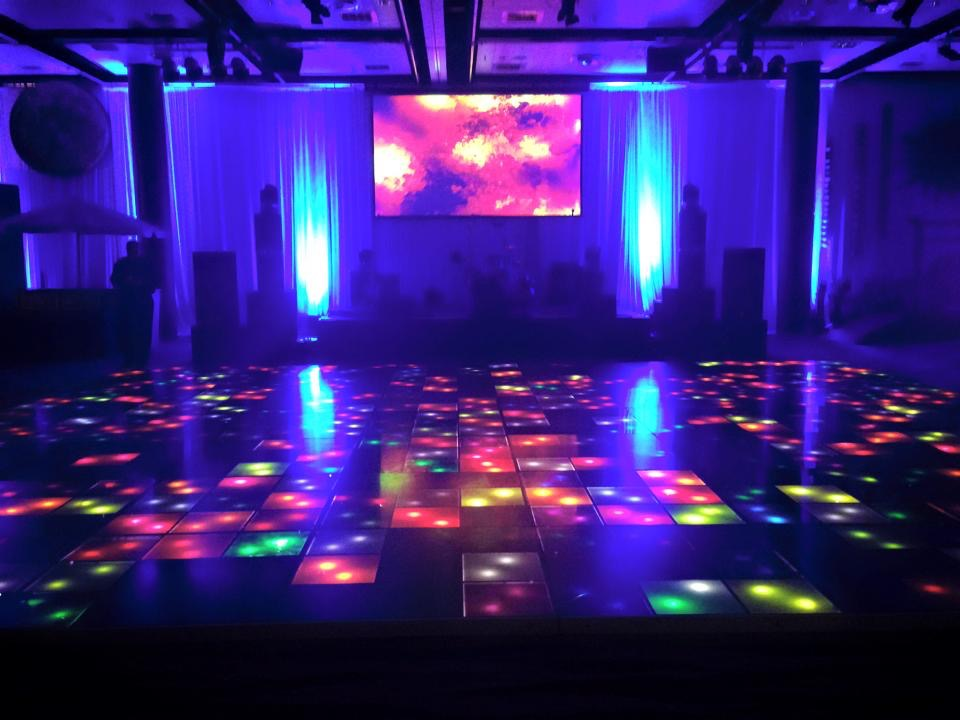 Perfect For All Occasions Buy An Illuminated Dance Floor