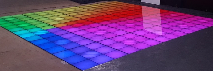 The Illuminated Dance Floor Company Home - Where to buy a dance floor